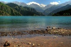 Montaña del shan de Tian Imágenes de archivo libres de regalías