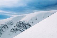 Montaña del ucraniano de Goverla Imagen de archivo libre de regalías