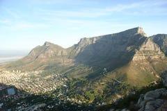 Montaña del vector Imagen de archivo