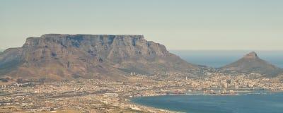 Montaña del vector Foto de archivo