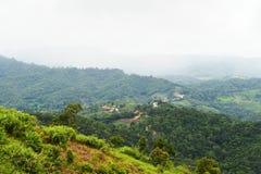 Montaña Doi Mae Daet Fotografía de archivo libre de regalías