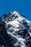 Montaña Dolent Switserland Imagenes de archivo