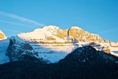 Montaña - dolomía - Madonna di Camiglio Imagenes de archivo