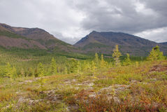 Montaña Eagle. Fotos de archivo libres de regalías