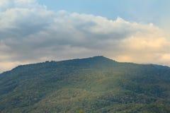 Montaña, en Chiang Mai Thailand foto de archivo