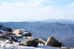 Montaña en Portugal Imágenes de archivo libres de regalías