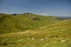 Montaña en Snowdonia Imágenes de archivo libres de regalías