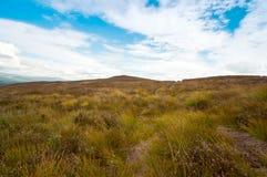 Montaña escocesa Fotografía de archivo
