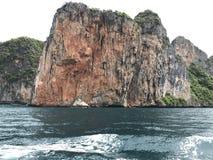 Montaña fósil Imagen de archivo