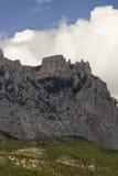 Montaña famosa en Crimea fotos de archivo libres de regalías