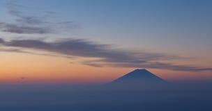 Montaña Fuji Fotografía de archivo