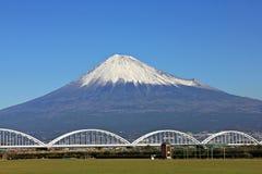 Montaña Fuji en Japón Fotos de archivo libres de regalías