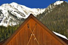 Montaña Gettaway Imágenes de archivo libres de regalías