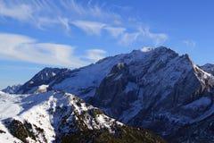 Montaña Gran Vernel Imagen de archivo libre de regalías