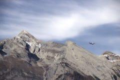 Montaña grande Fotografía de archivo libre de regalías