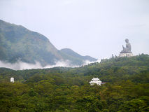 Montaña grande de Buddha Fotografía de archivo libre de regalías