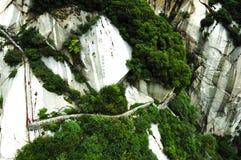 Montaña Hua Imagenes de archivo