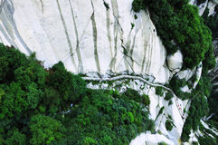 Montaña Hua Fotografía de archivo libre de regalías