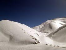 Montaña Irán de Kandovan Foto de archivo libre de regalías