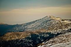 Montaña konjac Foto de archivo