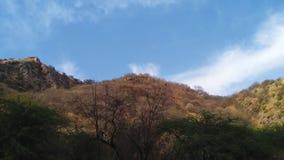Montaña la India Foto de archivo libre de regalías