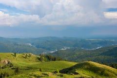 Montaña Lanscape Fotografía de archivo