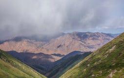 Montaña Lopatina foto de archivo libre de regalías