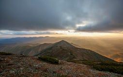 Montaña Lopatina Imágenes de archivo libres de regalías