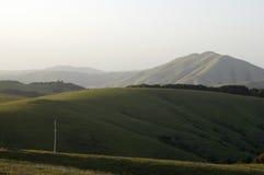 Montaña negra de Bolinas Ridge Fotos de archivo