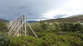 Montaña Noruega fotos de archivo libres de regalías