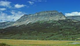 Montaña occidental Ridge foto de archivo libre de regalías