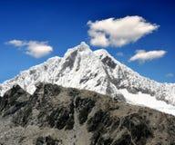 Montaña Pisco - Perú Fotografía de archivo