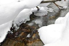 Montaña River-2 Imagenes de archivo