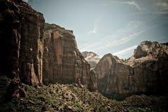 Montaña rocosa imágenes de archivo libres de regalías