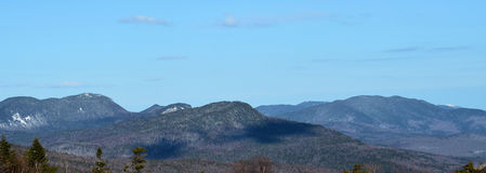 Montaña Scape Imagen de archivo