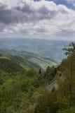 Montaña servia Imagen de archivo libre de regalías