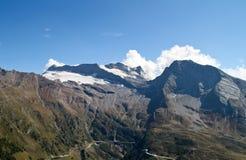 Montaña suiza Fotos de archivo libres de regalías