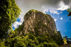 Montaña superior Imagenes de archivo