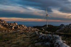 Montaña Tondela, Portugal de Caramulo imagen de archivo libre de regalías