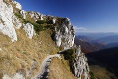 Montaña Velky Rozsutec Foto de archivo