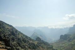 Montaña y piedra Fotografía de archivo libre de regalías