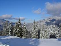 Montañas 01 Fotografía de archivo libre de regalías