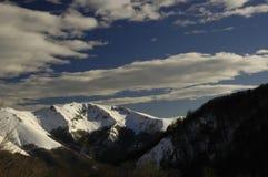 Montañas 05 Foto de archivo libre de regalías