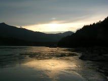 Montañas 1 de Altai Fotos de archivo