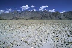 Montañas 1 de Paquistán foto de archivo libre de regalías