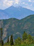 Montañas Imágenes de archivo libres de regalías