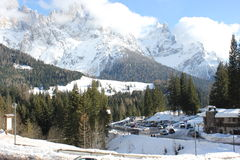 Montañas Foto de archivo libre de regalías
