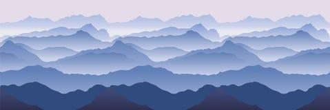 Montañas libre illustration