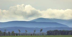 Montañas. Fotografía de archivo