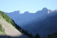 Montañas fotos de archivo